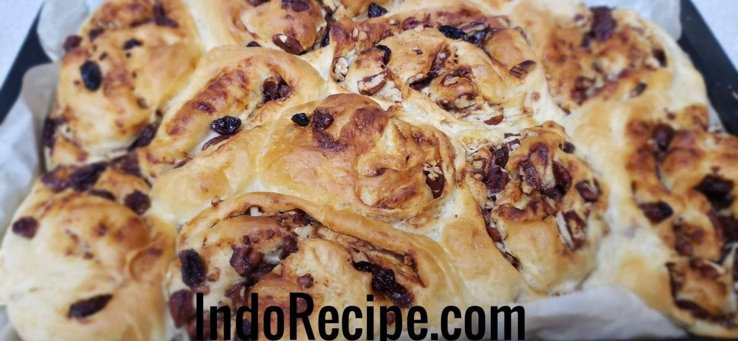 Easy Baking: Cinnamon Spread Rolls