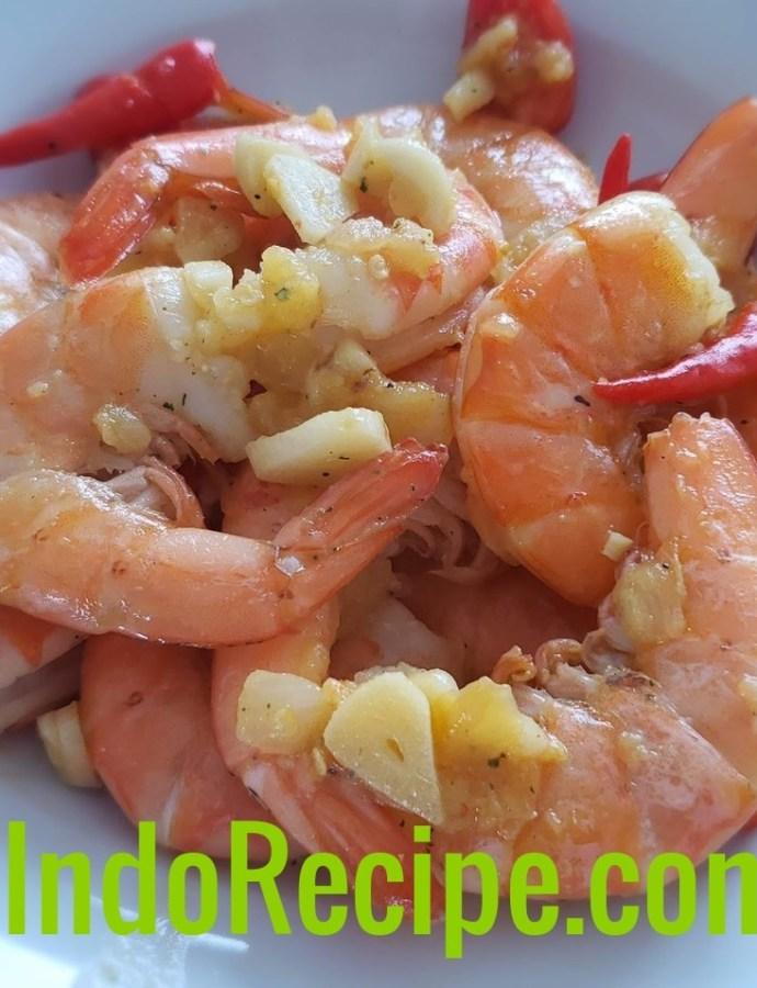 Easy Cooking: Stir Fry Shrimps