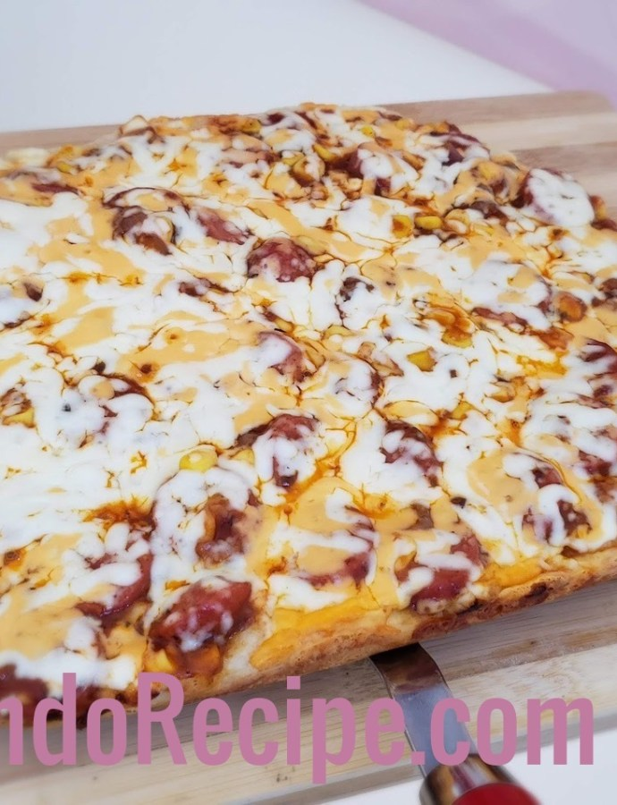 Easy Cooking: Delicious Pan Pizza