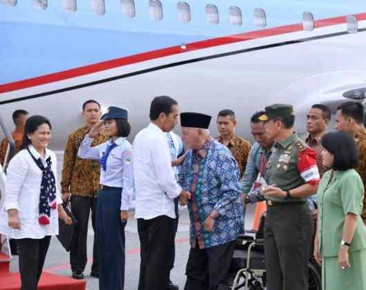 Tiba di Balikpapan, Presiden Jokowi akan Sosialisasikan Amnesti Pajak