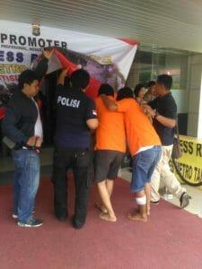 1 Pelaku Ditembak, Bandit Pengganjal Mesin ATM Diringkus Polisi
