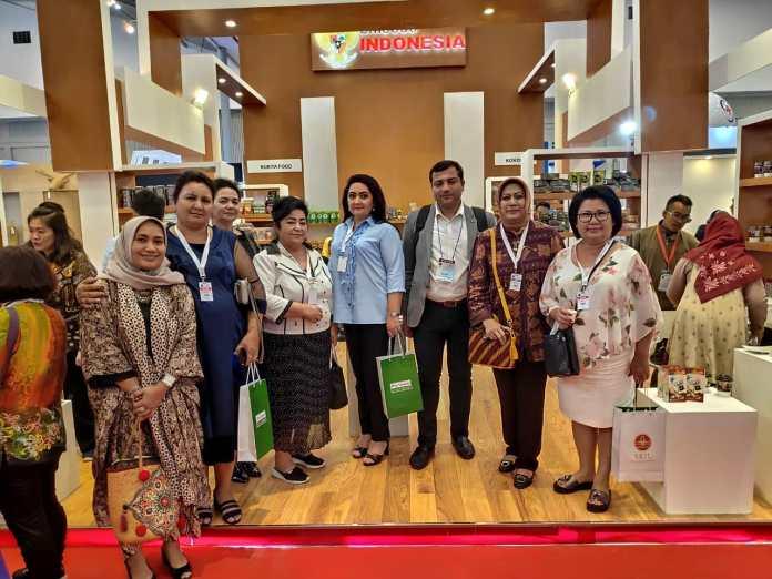 Puluhan UKM Difasilitasi Ikuti Trade Expo Indonesia 2019