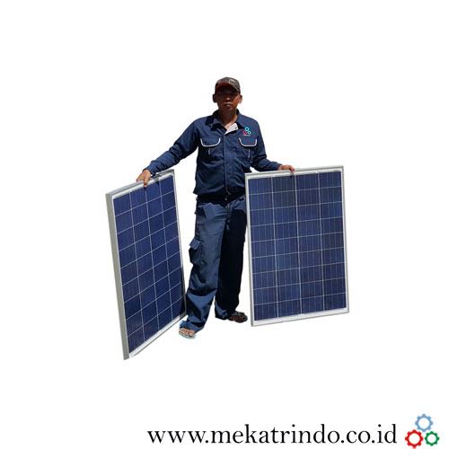 PLTS - Panel Surya - Solar Cell - Mekatrindo
