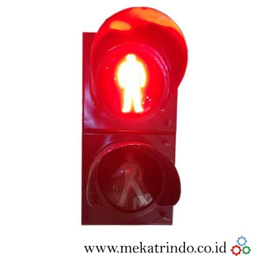 Pedestrian Traffic Light - Lampu Lalu Lintas - Mekatrindo