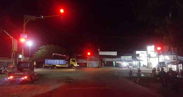 Jual Traffic Light, Lampu Lalu Lintas Serang, Banten