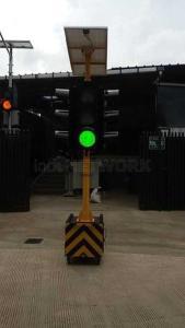 Jual Traffic Light Portable Tenaga Surya Di Bintuni Papua