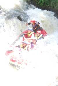 Arung Jeram / Rafting