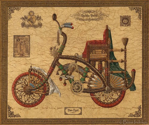 Van_Eyck great bikes