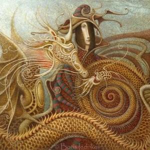 превращение дракон conversion boris indrikov борис индриков