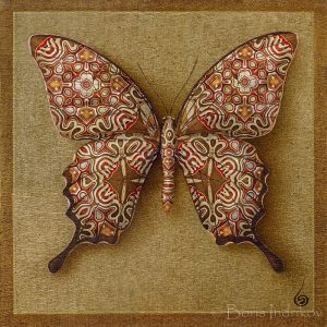 symbol butterfly бабочка