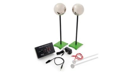 High Voltage Electrostatics Kit