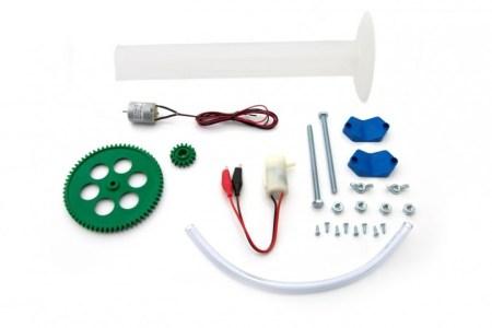 KidWind Basic to Advanced Experiment Kit Upgrade