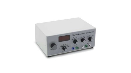Low Frequency Signal Generator & Amplifier