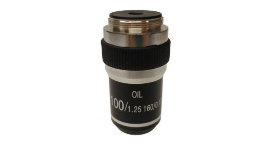 Objective achromatic 100x/1.25 (Oil)