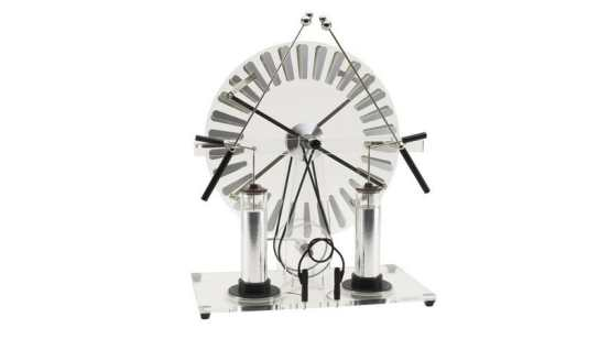 Wimshurst's Electrostatic Machine