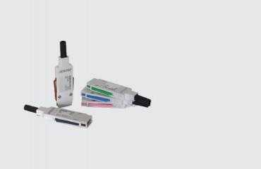 input connector grey