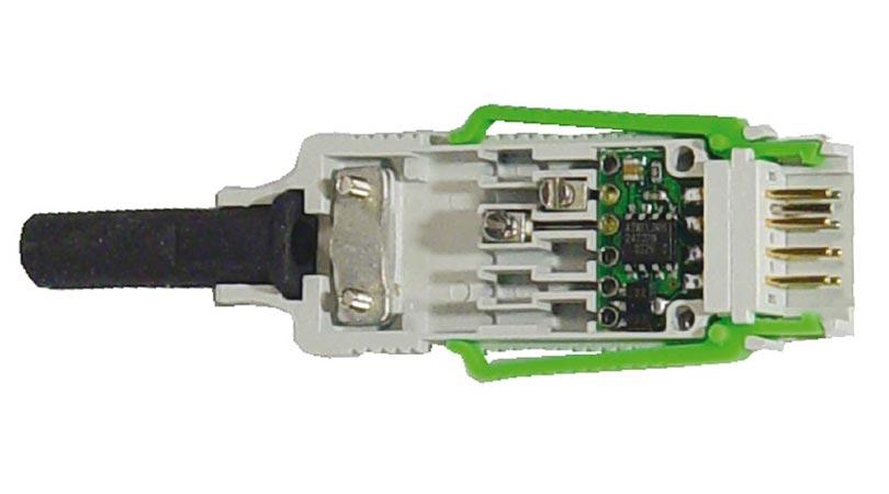 ALMEMO connector for thermocouples
