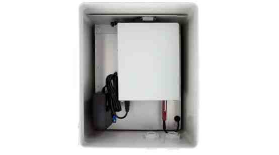 Weather-Proof Housing AG8 for Almemo 809