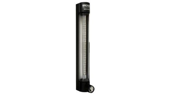 1255 v variable area flow meter