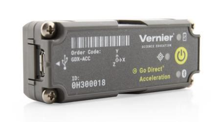 Go Direct™ Acceleration Sensor