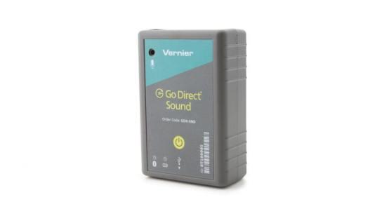 Go Direct Sound Sensor
