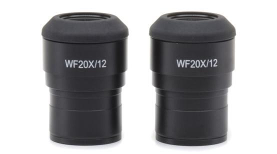 Eyepieces (pair) WF20x/12