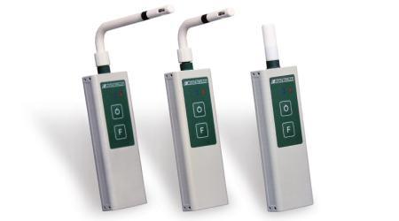 Wireless ALMEMO® sensor for atmospheric pressure, humidity and temperature