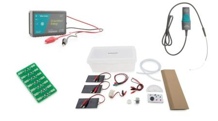 Solar Energy Explorations Go Direct® Package