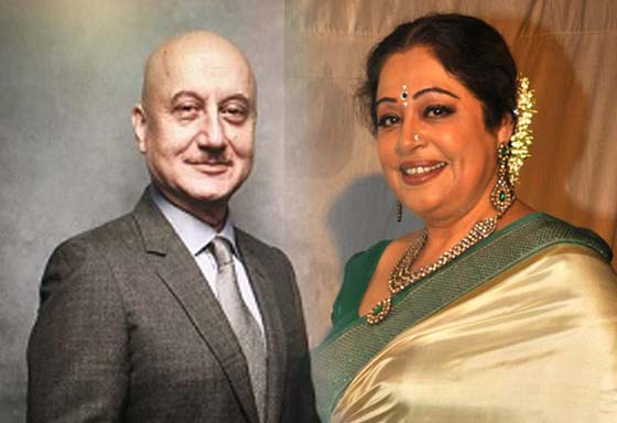 Anupam Kher, husband of Kiran Kher's gave a health update, said - 'Lockdown and Kovid made things difficult'