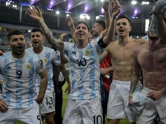 Lionel Messi-Led Argentina Beat Brazil To Win Copa America, End 28-Year Wait - Latest News
