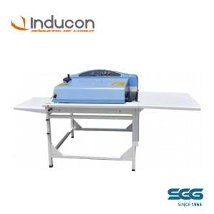 Foto de una fusionadora de tela ShangGong modelo SG600A