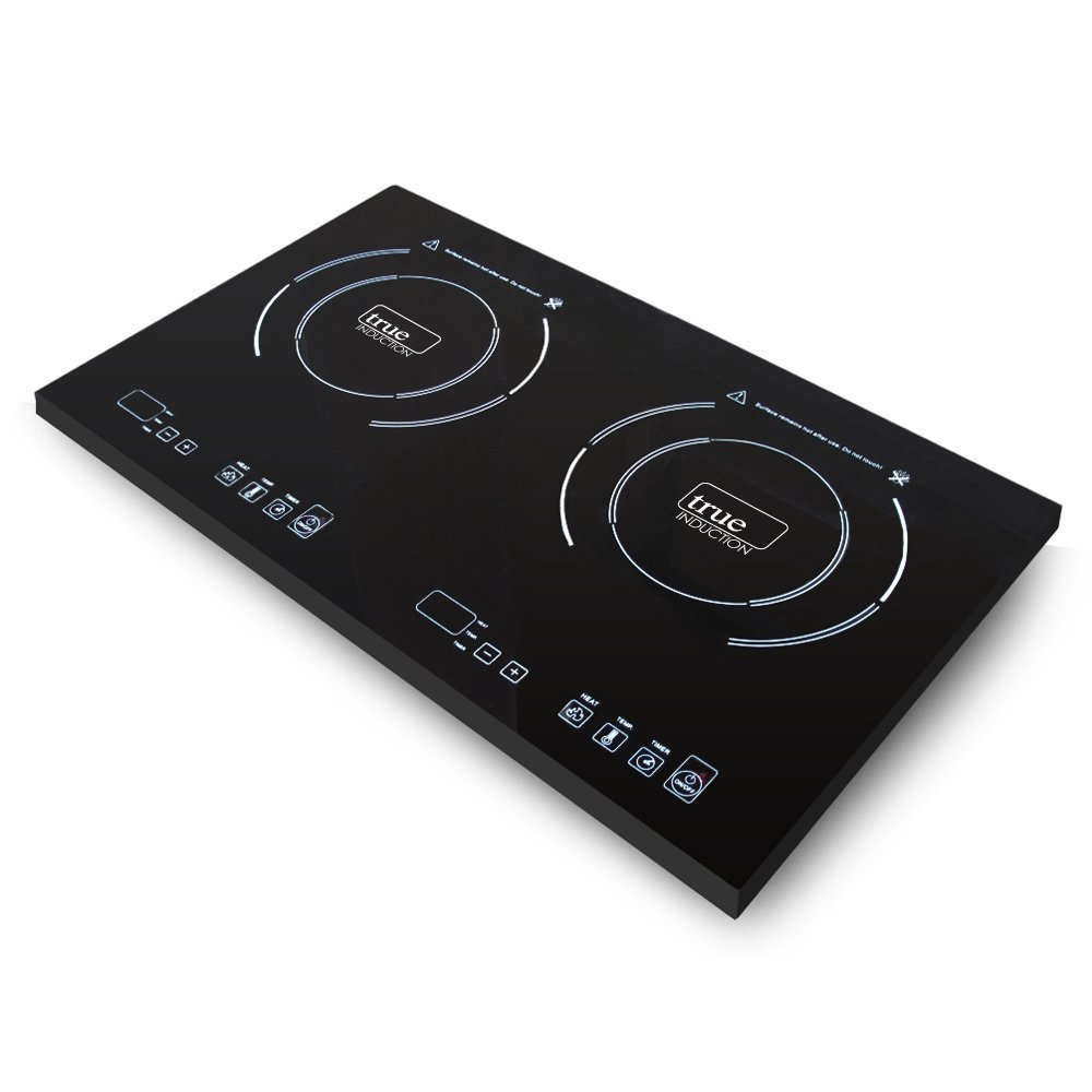 True Induction S2F2 Double Burner Cooktop