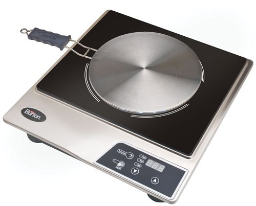 Max Burton 6050 Model 1800 Watts Induction Cooktop with Interface Disk – Review