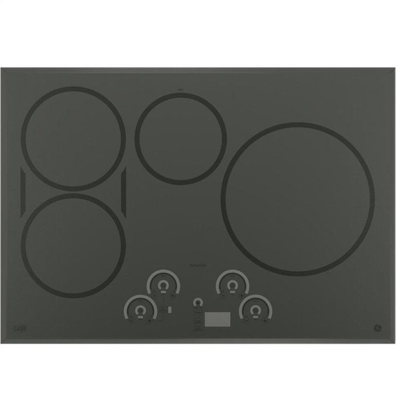 "GE Cafe Series CHP9530SJSS 30"" Induction Cooktop"