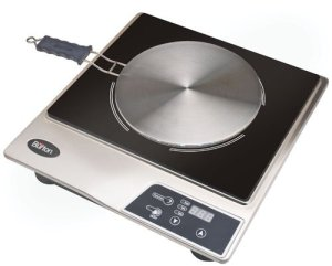 Max Burton 6050 Model 1800 Watts Induction Cooktop
