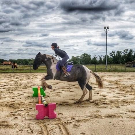 Run to Blair – Raising Money for Ebony Horse Club