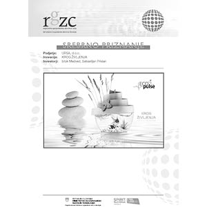 Inovacije Sebastijan Prislan Iztok Medved Induktivni senzor Ursa 25