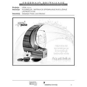 Inovacije Sebastijan Prislan Iztok Medved Induktivni senzor Ursa 4