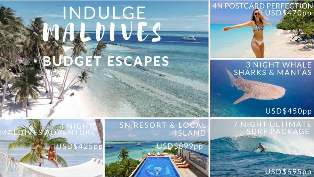 Maldives holiday deals and packages