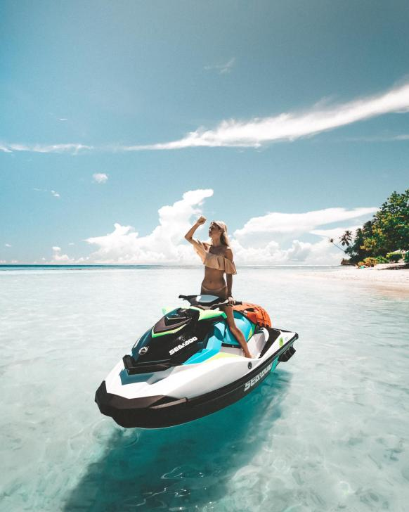 Maldives island on a budget