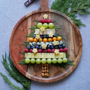 Stunningly Easy Holiday Cheese Boards