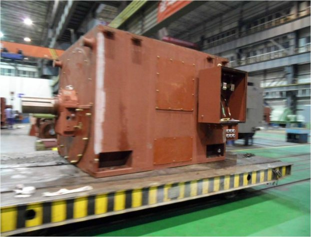 Large Mv Electric Motor Orders For Zambia Mine