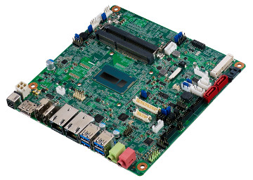 Mini-ITX con procesador de quinta generación