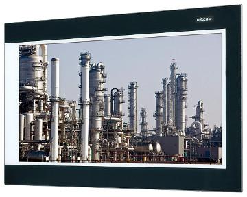 Panel LCD para aplicaciones industriales IP66