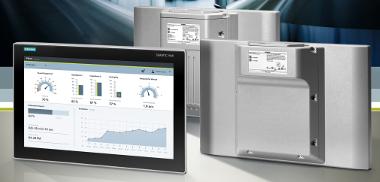 Panel PC para entornos industriales adversos