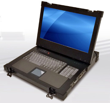 Terminal tonto en formato laptop