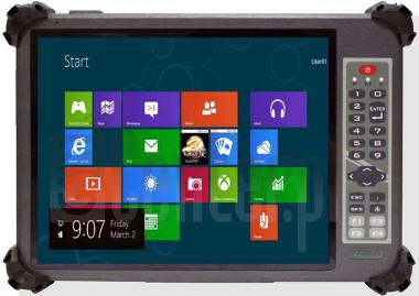Tablet táctil rugerizado con Windows
