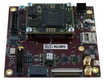 Placa de puertos de E/S para FPGA