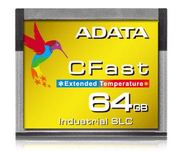 Tarjeta CFast para aplicaciones industriales