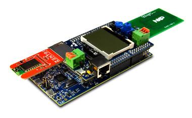 Kit de desarrollo para dispositivos IoT